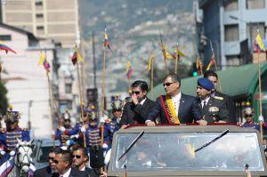 24-05-2015-QUITO-ECUADOR, 11:00-Informe de el Presidente de la Republica del Ecuador, Rafael Correa delgado. FOTOAPI/JUAN RUIZ